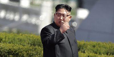 Se estrella caza de portaaviones que EEUU mandó a Corea