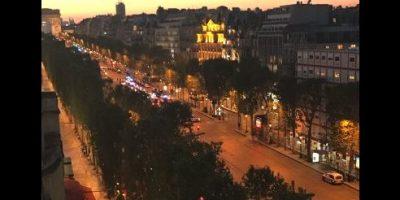 Daesh reivindica tiroteos en Campos Elíseos de París