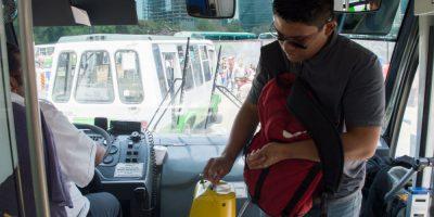 Aumenta un peso el transporte en la CDMX
