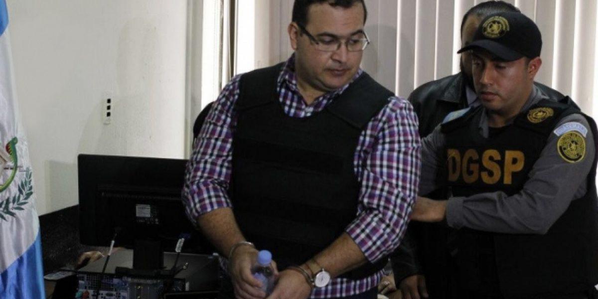 PGR podría presentar la próxima semana solicitud de extradición de Duarte