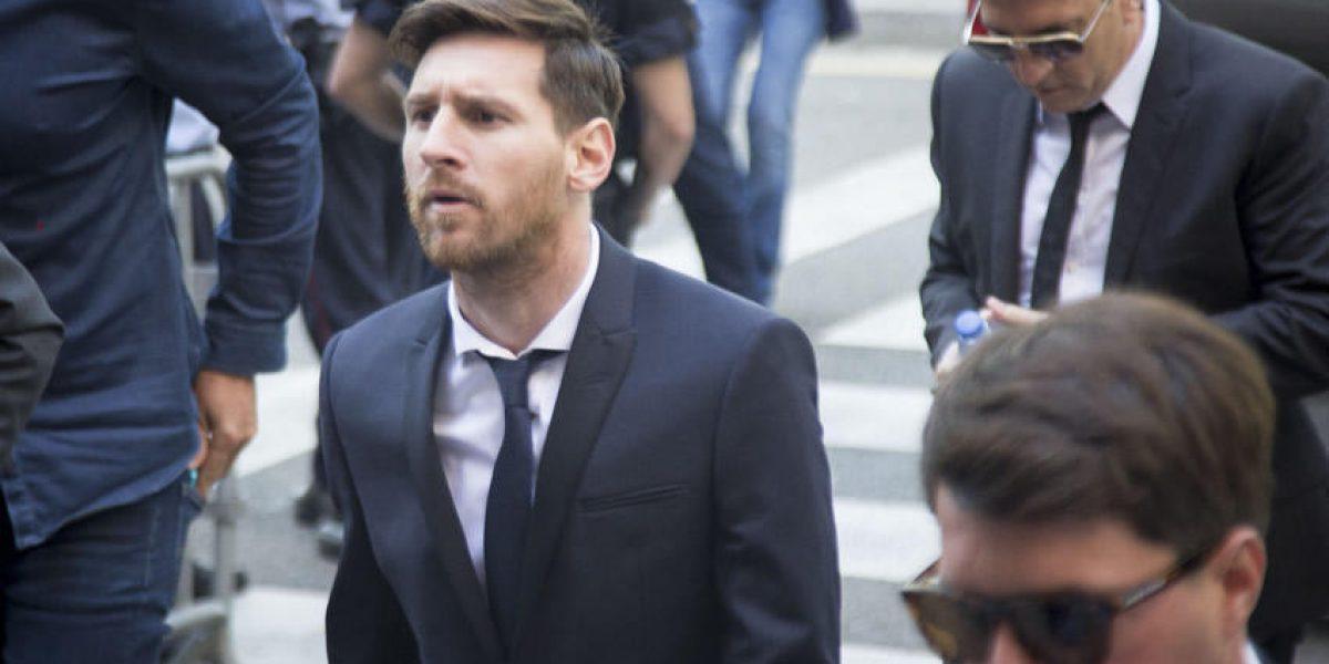 Fiscal pide que se confirme pena de 21 meses de cárcel para Lionel Messi