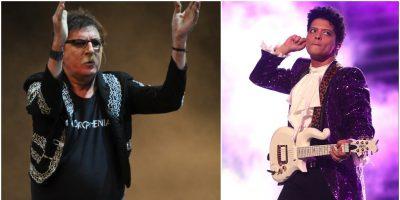 Charly García acusa de plagio a Bruno Mars