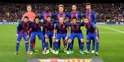 Filtran jersey de Barcelona para la próxima temporada
