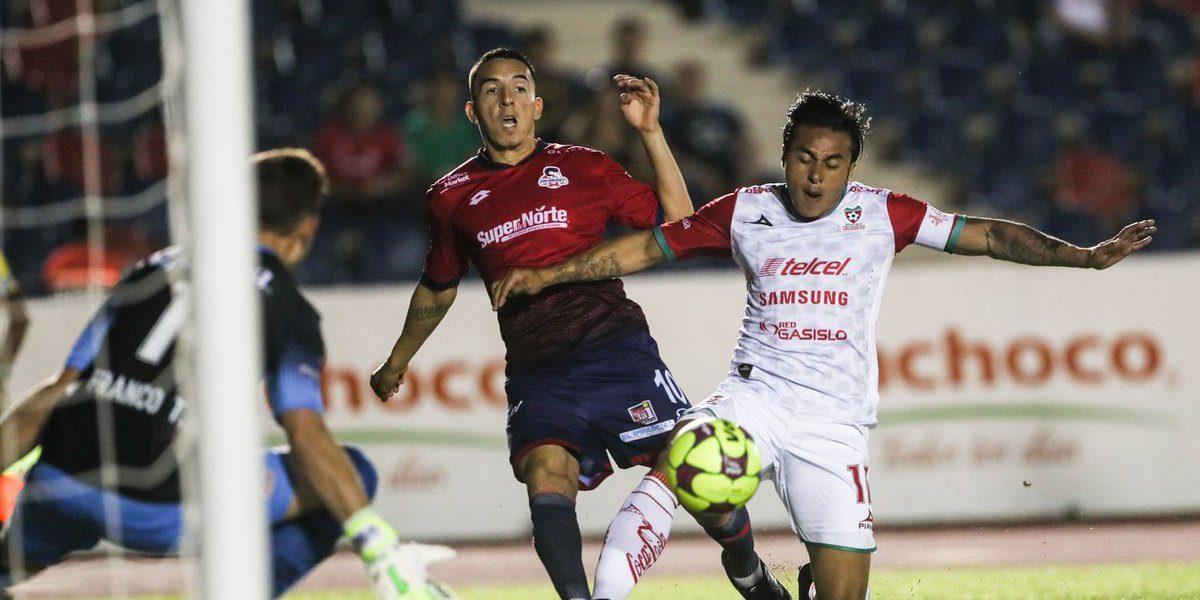 Cimarrones toma ventaja en la lucha por el ascenso a Primera División