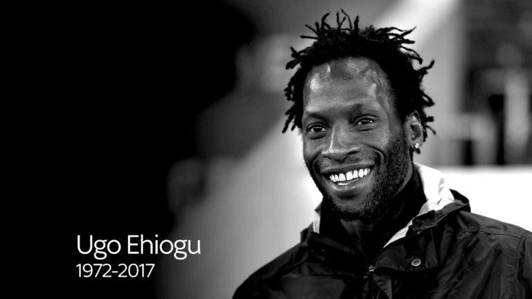 Falleció Ugo Ehiogu a los 44 años