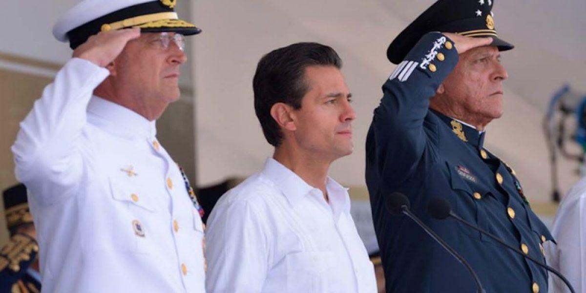 Peña Nieto respalda el combate contra la impunidad en Veracruz