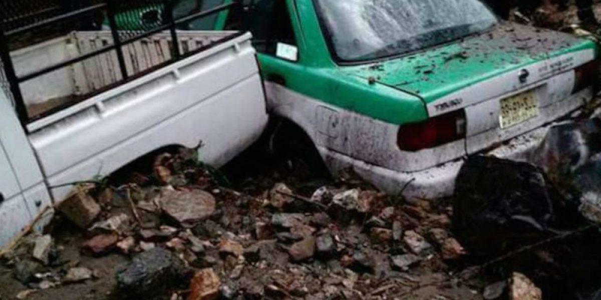 Hallan cuerpo de primera víctima por lluvias en Oaxaca