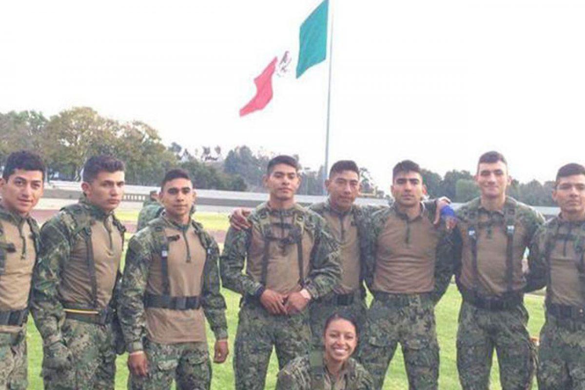 También se destaca la labor del Ejército Mexicano. Imagen Por: UNOTV