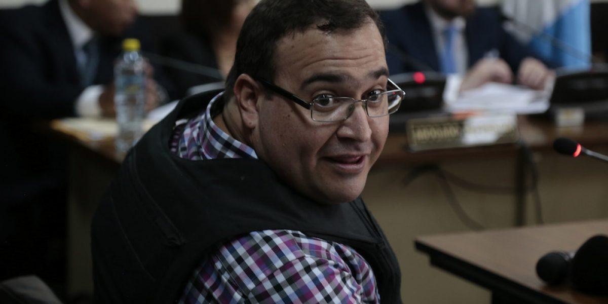 Contador de Duarte se niega a ser extraditado a México