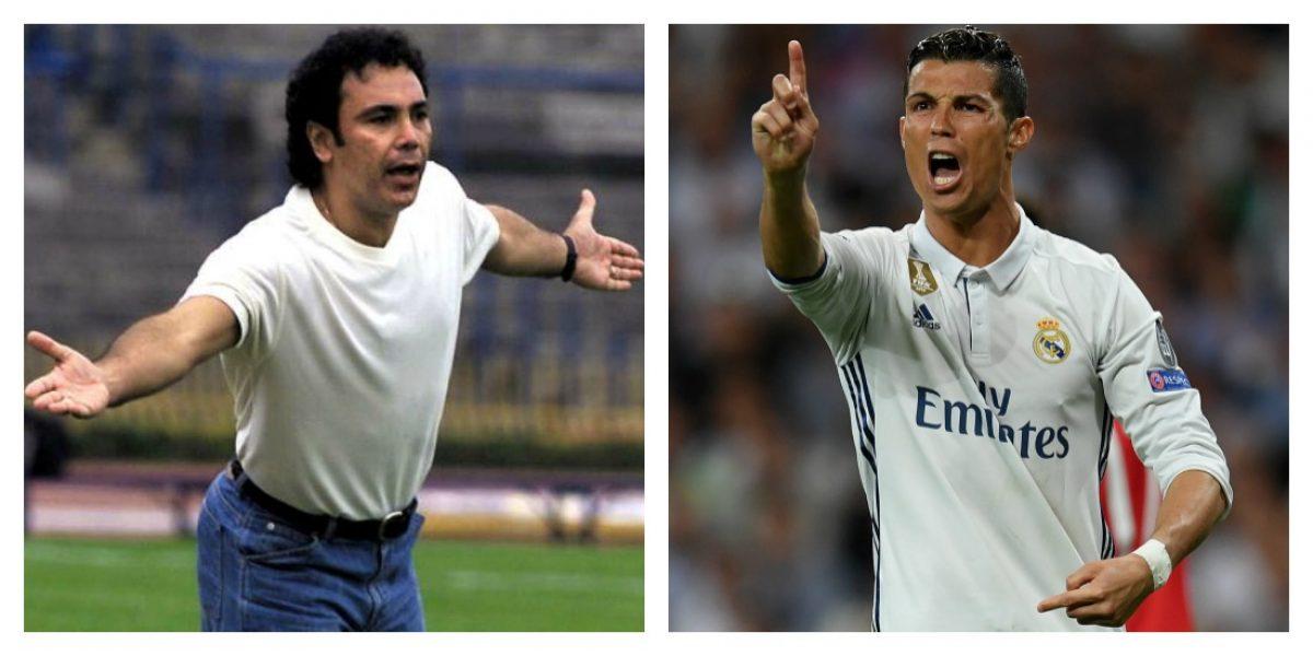 En España ya ven a Cristiano Ronaldo como el nuevo Hugo Sánchez