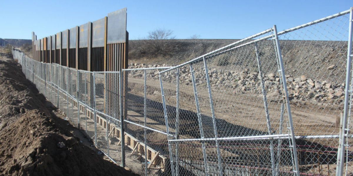 EU iniciará construcción de muro este verano