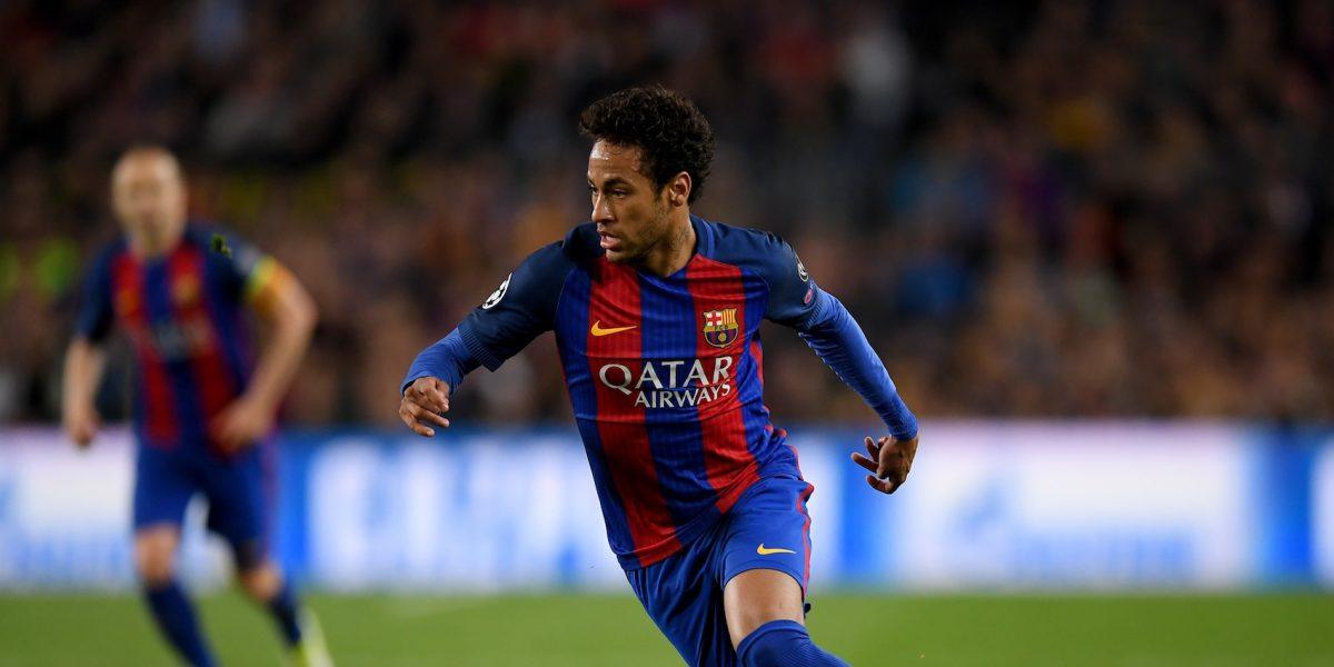 Barcelona apela suspensión de Neymar para el Clásico