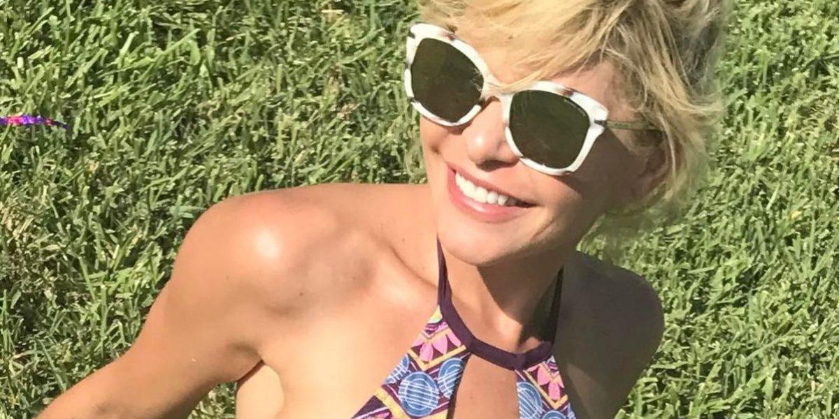 Itatí Cantoral muestra su lado más sensual en sesión de fotos en bikini