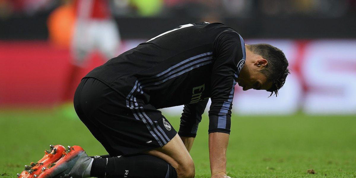 Revelan más detalles de la supuesta violación de Cristiano Ronaldo