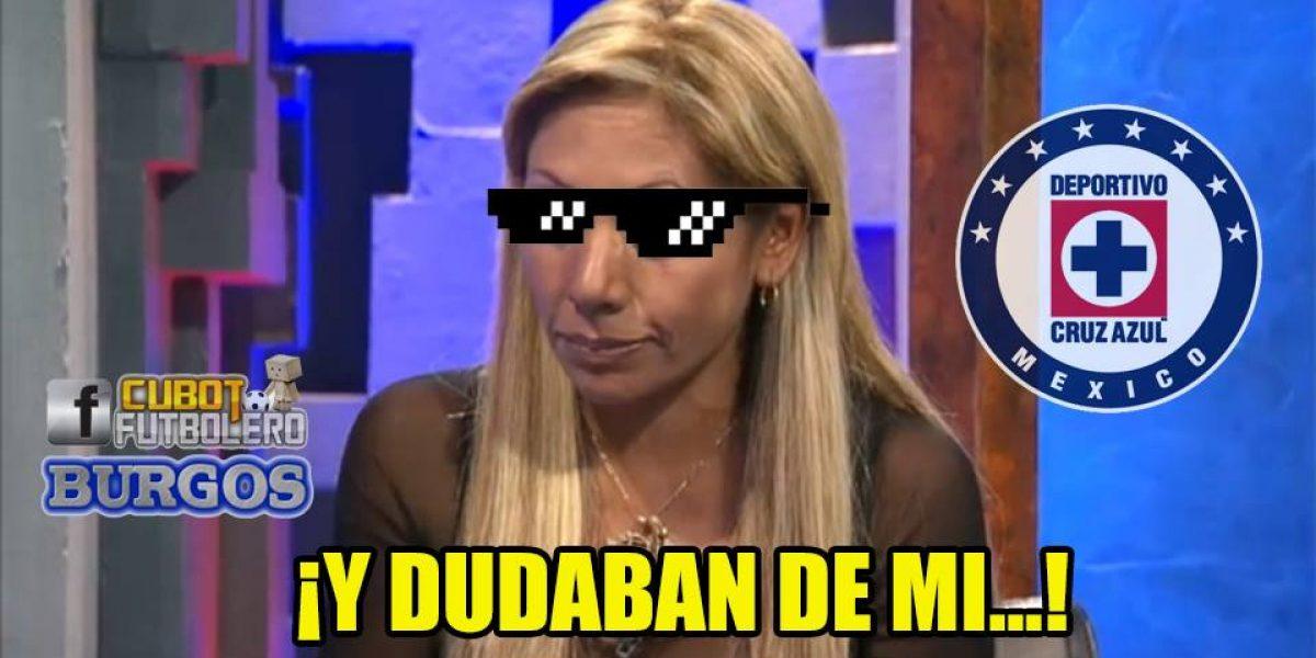 ¡Sin piedad! Los memes atacan con todo a Chivas tras perder ante Cruz Azul