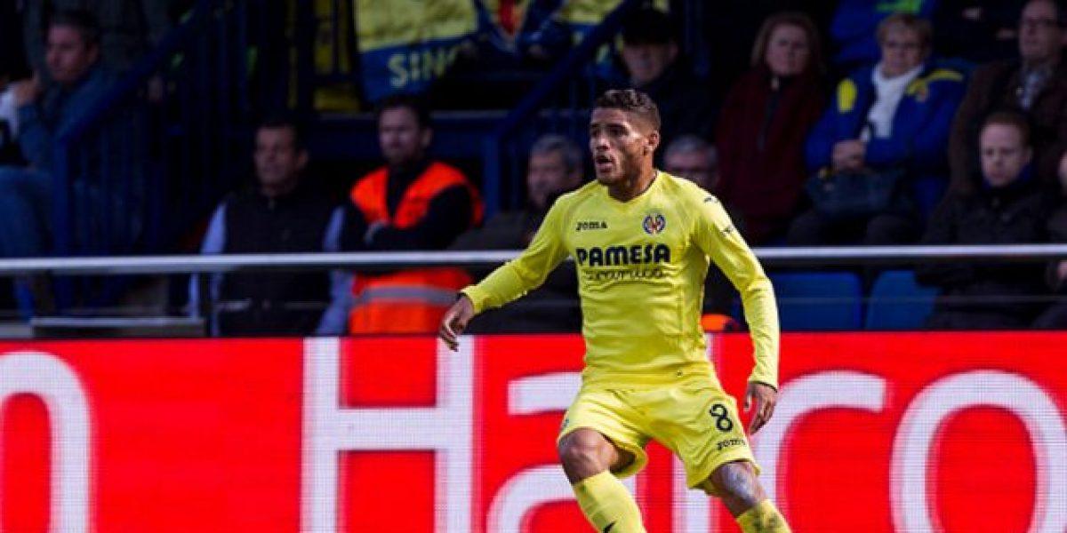 Dos Santos y el Villarreal consiguen polémico triunfo en La Liga