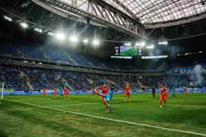 FOTOS: Inauguran estadio para la Final de la Copa Confederaciones