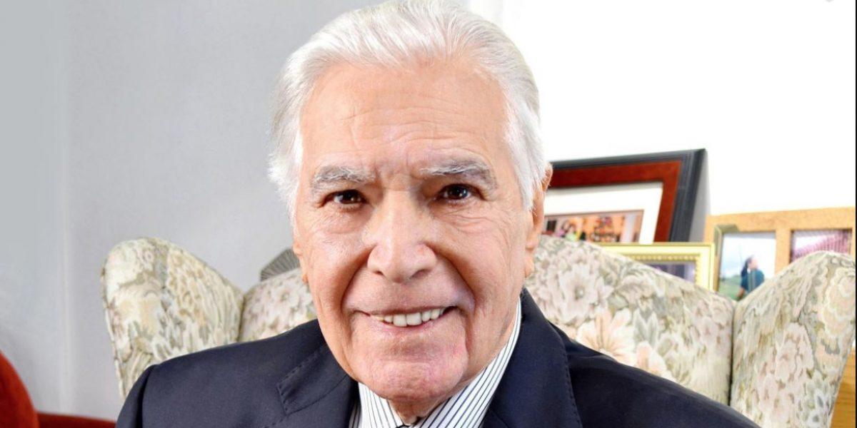 Fallece el actor Gustavo Rojo a los 93 años de edad