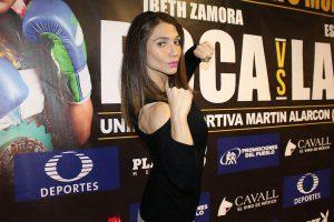 De luchadora a boxeadora, la transformación de Sexy Star