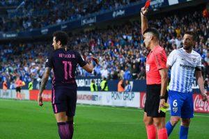 Confirman que Neymar no jugará el Clásico ante Real Madrid