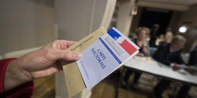 Francia alcanza el 69.42% de participación electoral al medio día