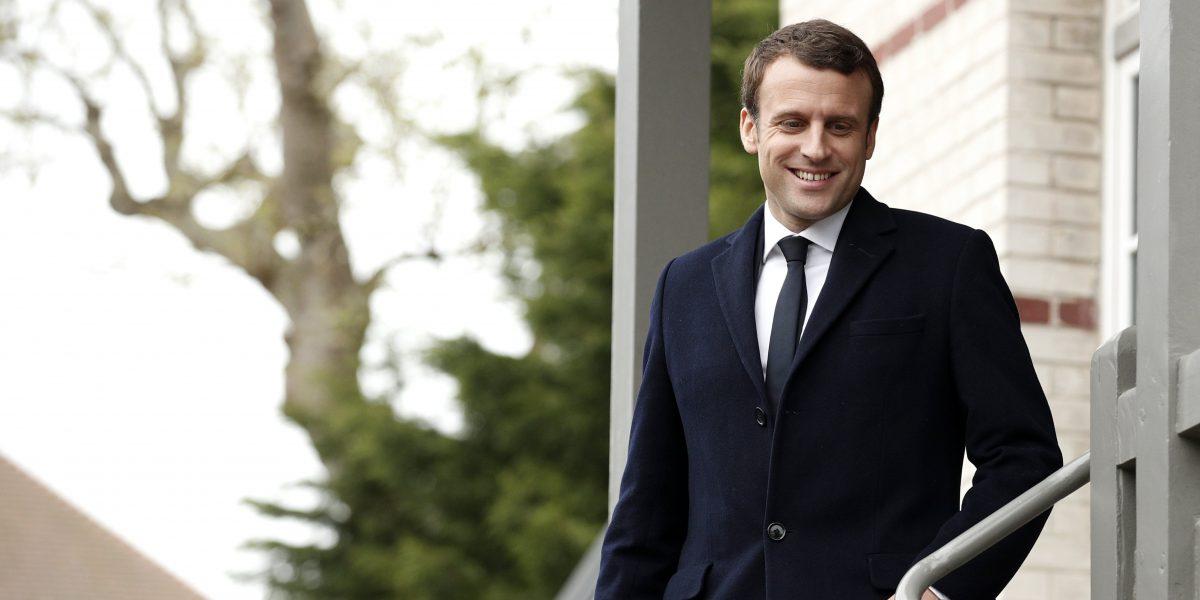 Cierran colegios electorales en Francia; Macron y Le Pen lideran las preferencias