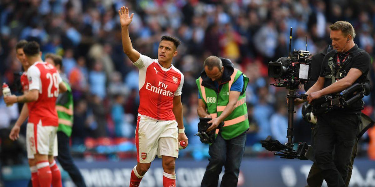Arsenal echa al Manchester City y avanza a la gran final de la FA Cup