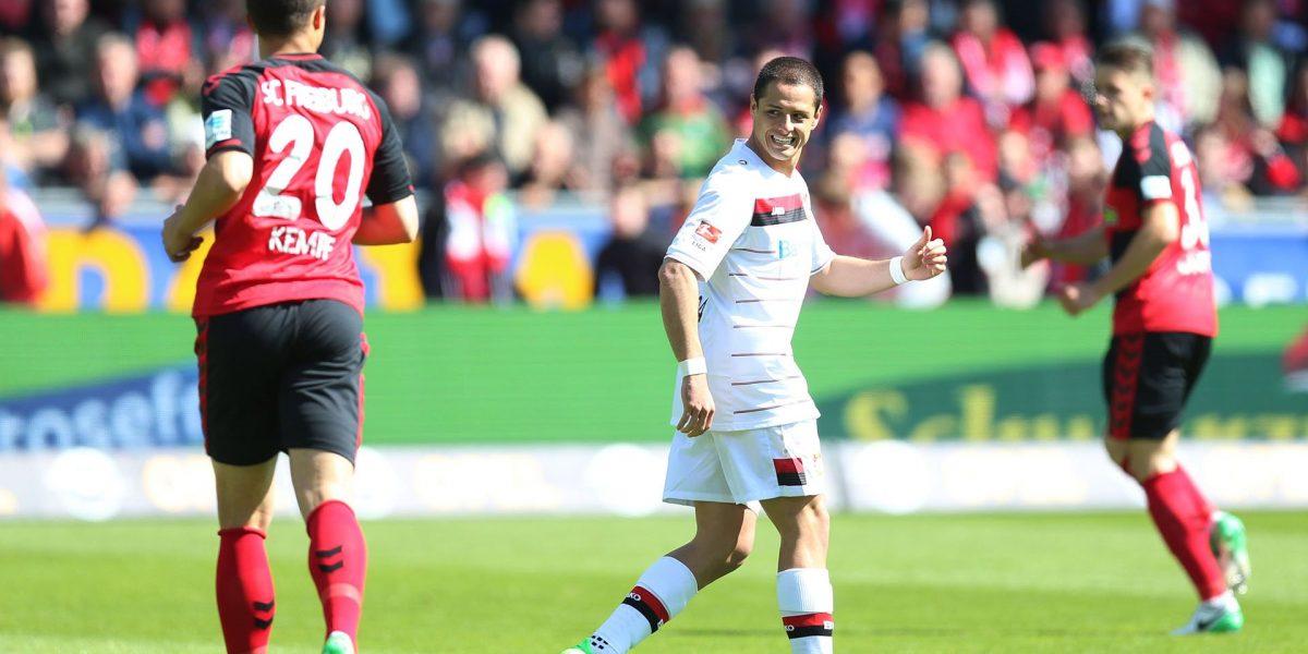 Cae el Bayer Leverkusen en regreso del Chicharito ¡No levantan!