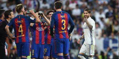 Al Barça le encanta hablar de árbitros y hoy surtió efecto: Ramos
