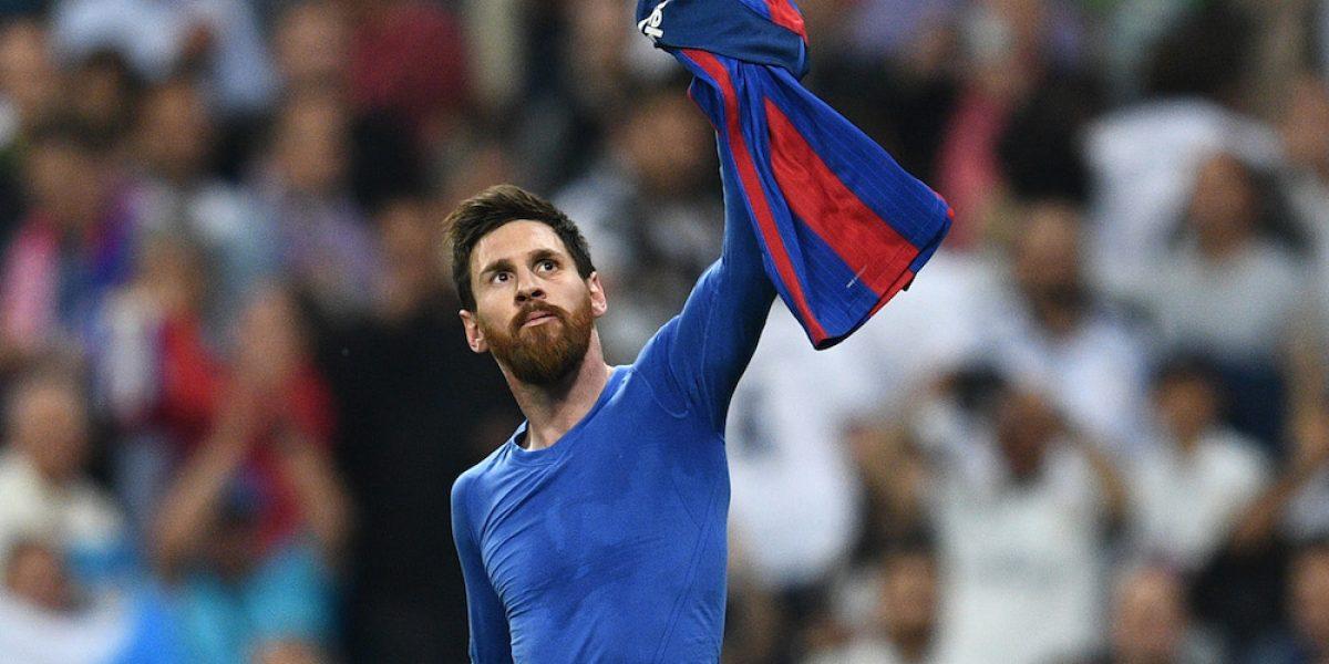¡Qué partido! Barcelona se lleva el Clásico español ante Real Madrid