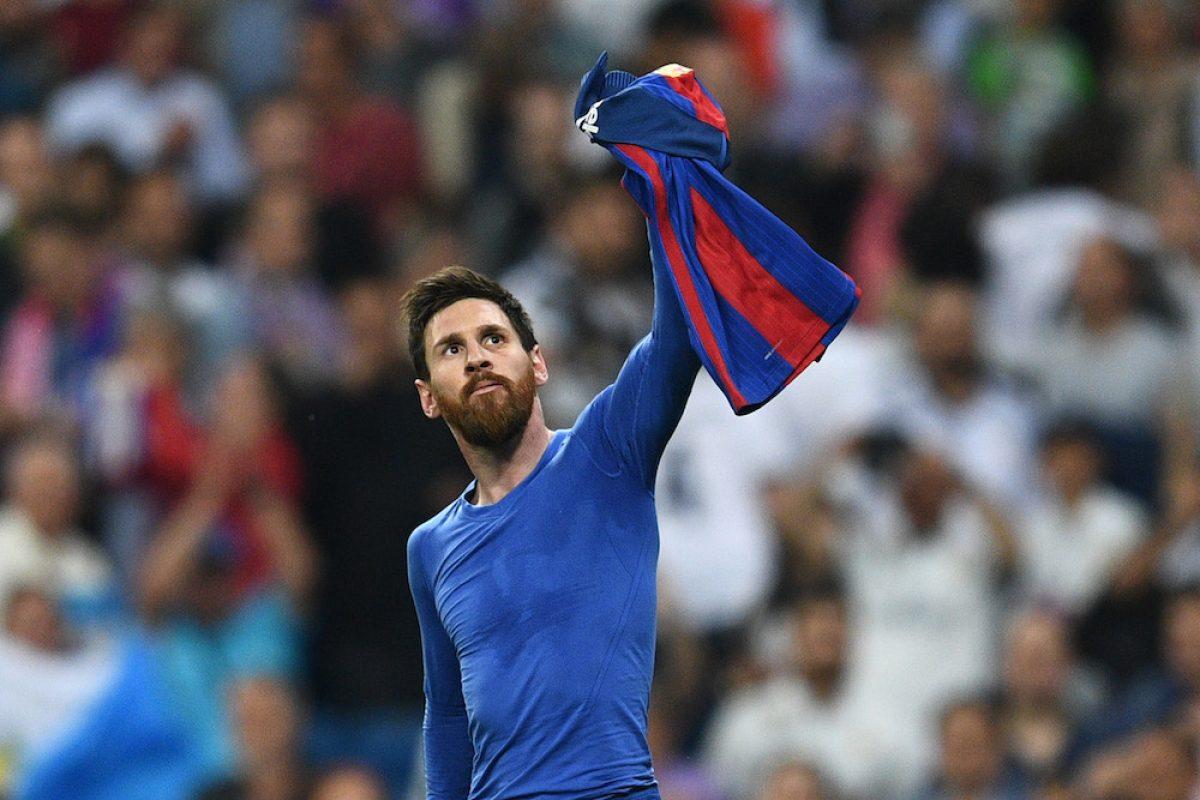 © 2017 Getty Images. Imagen Por: Messi dio un partidazo. /Getty Images