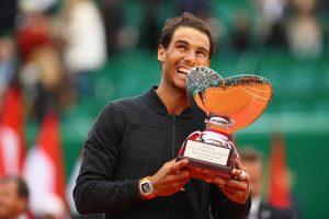 Rafael Nadal se corona en el Masters de Montecarlo