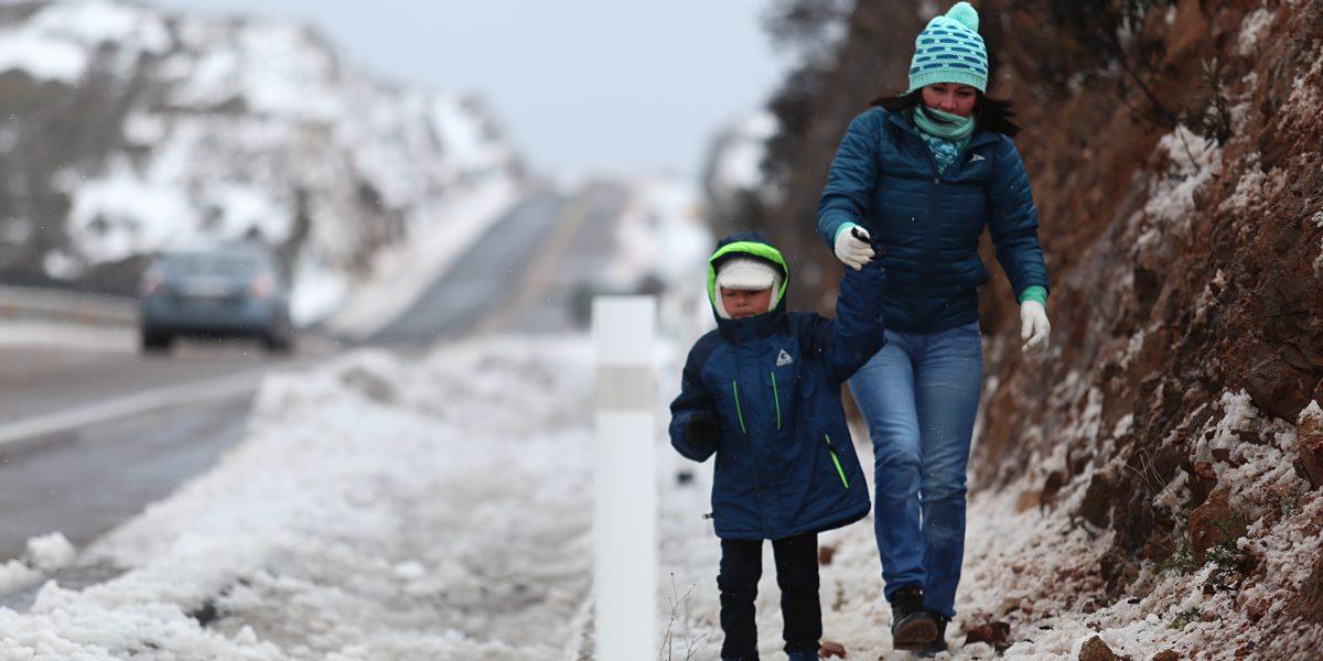Descenderán las temperaturas en gran parte del país