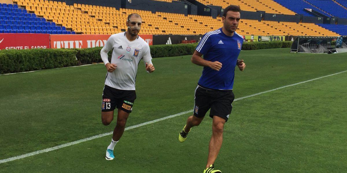 Guido Pizarro quiere estar en la final de la Concachampions