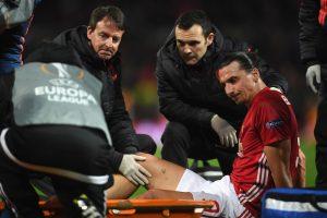 Zlatan Ibrahimovic promete volver más fuerte