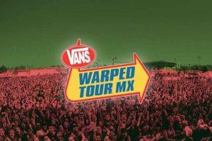 Incubus, Good Charlotte y más llegarán a Toluca con el VansWarped Tour