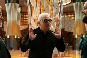 Martin Scorsese podría reunir a Leonardo DiCaprio y Robert DeNiro