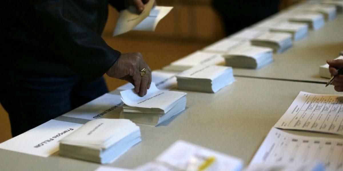 Emmanuel Macron y Marine Le Pen se enfrentarán en segunda vuelta de elecciones en Francia