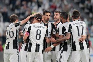 Juventus sigue con paso firme hacia el título