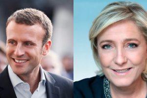 ¿Quiénes son los candidatos que pasan a la segunda vuelta en Francia?