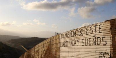 No he cambiado de opinión, el muro se construirá: Donald Trump
