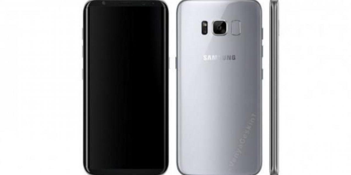 Samsung presenta en México su nuevo modelo Galaxy S8; tendrá preventa en línea
