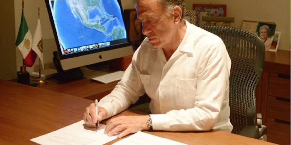 Más de mil 200 mdp se han recuperado en bienes de Duarte: Yunes Linares