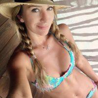 La guapa actriz, Geraldine Bazán, no ha dejado de sorprender a sus seguidores de las redes sociales con sus sexies fotos.. Imagen Por: Instagram/geraldinebazan