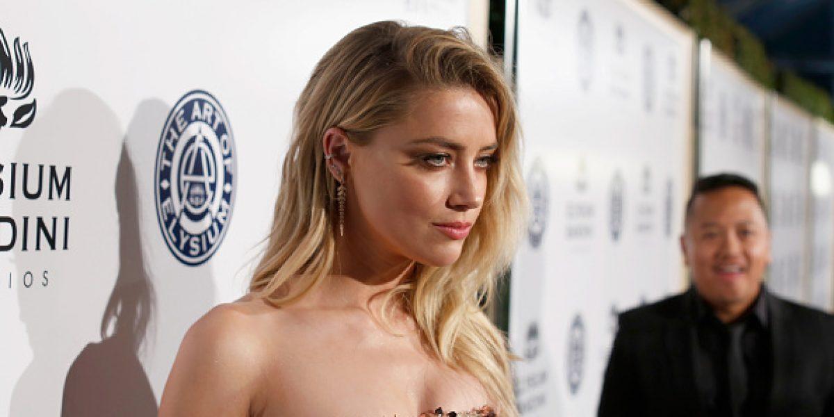 Amber Heard, ex de Johnny Depp estrena novio millonario