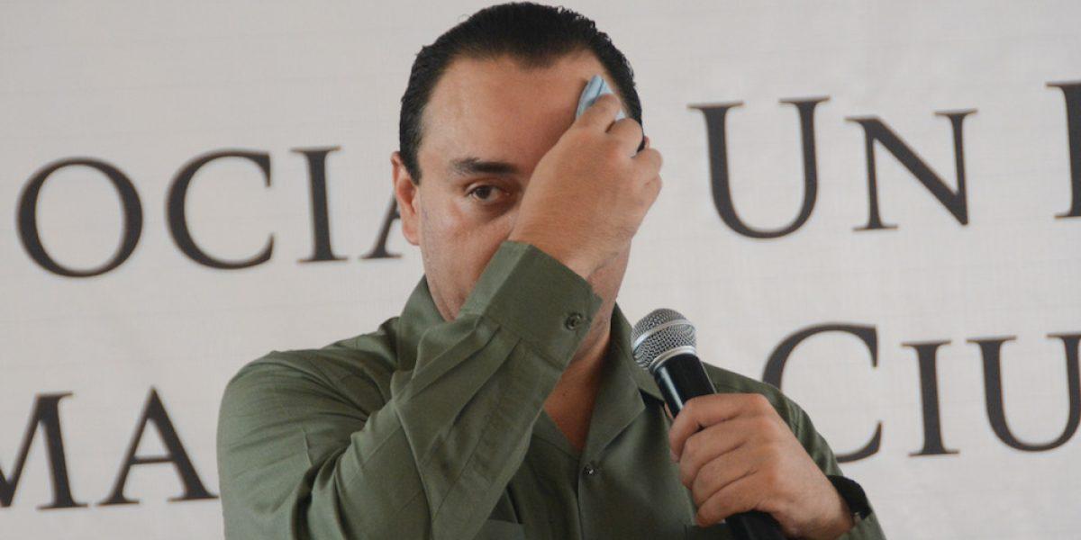 Fiscalía de Quintana Roo retira a Roberto Borge 11 de sus 44 escoltas