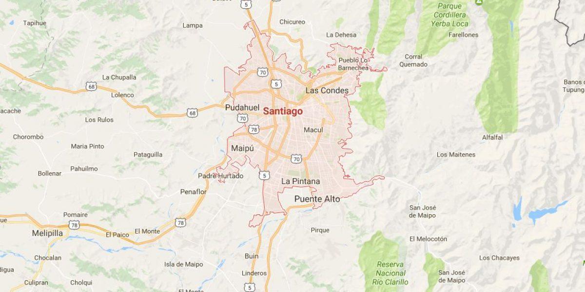 Sismo de 7.1 grados sacude Santiago de Chile