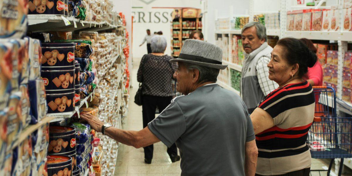 Inflación en México alcanza su nivel más alto en 8 años