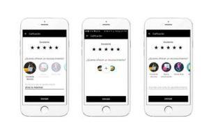 """Usuarios ahora podrán dejarle """"cumplidos"""" a su conductor de Uber"""