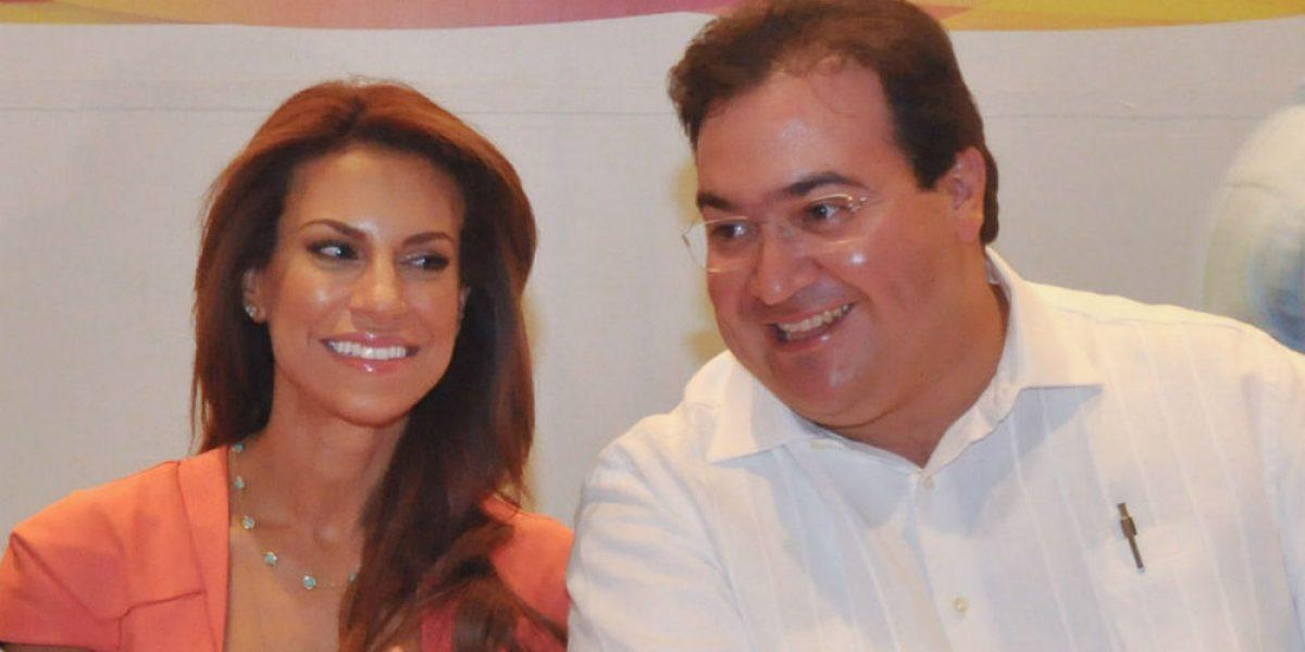 ¿La esposa de Javier Duarte también tendría que ser investigada?